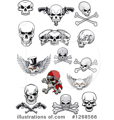 Bandit Clipart #1268566 by Vector Tradition SM