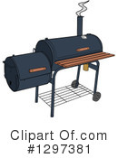 Smoker Clipart #1297381 by LaffToon
