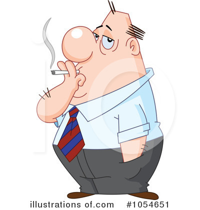smoking clipart 1054651 illustration by yayayoyo rh illustrationsof com smoking clip art images quit smoking clip art