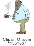 Smoking Clipart #1551667 by djart