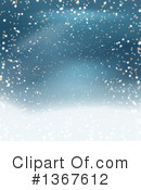 Snow Clipart #1367612 by KJ Pargeter