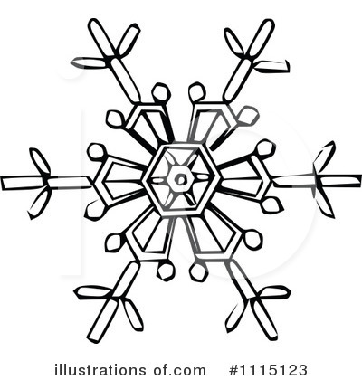 Snowflake Clipart 1115123