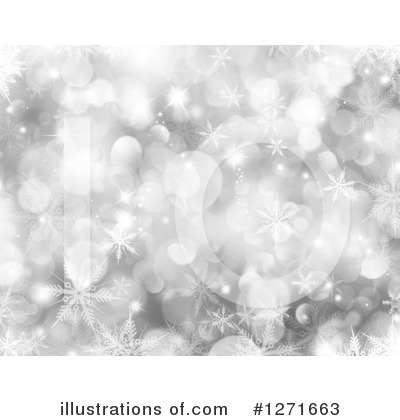 Winter Clipart #1271663 by KJ Pargeter