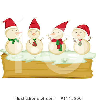Christmas Clipart #1115256 by Graphics RF
