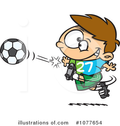 Boy Clipart #1077654 by toonaday