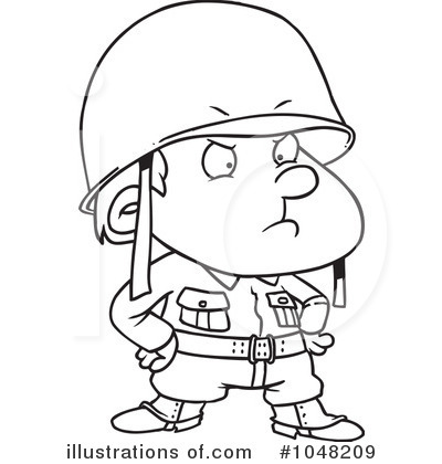 Soldier Clipart 1048209