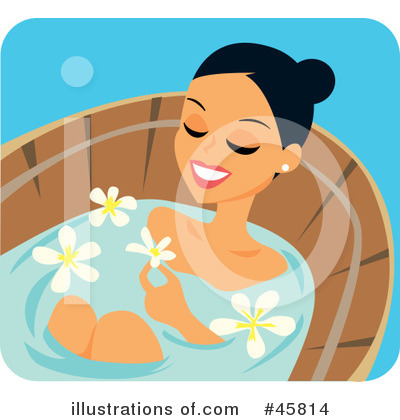 Spa Clipart #45814 by Monica