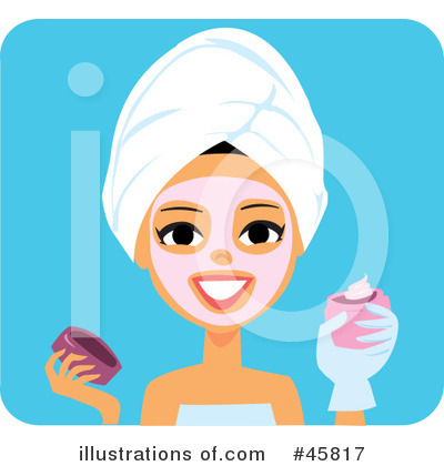 Spa Clipart #45817 by Monica