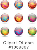 Spheres Clipart #1069867 by cidepix