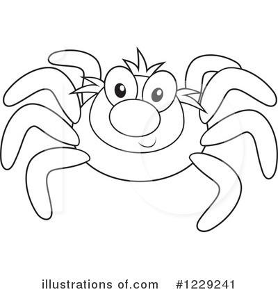 Spider Clipart 1229241
