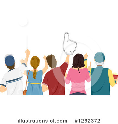 Cheers Clipart #1262372 by BNP Design Studio