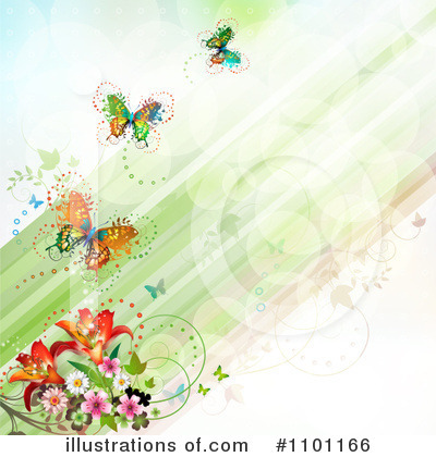 Butterfly Clipart #1101166 by merlinul