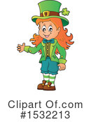 St Patricks Day Clipart #1532213 by visekart