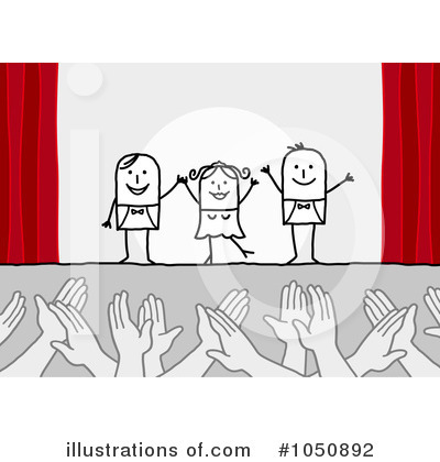 Stage Clipart #1050892 - Illustration by NL shop