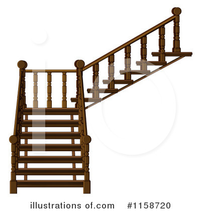 stairs clipart 1158720 illustration by graphics rf stairs clipart 1158720 illustration