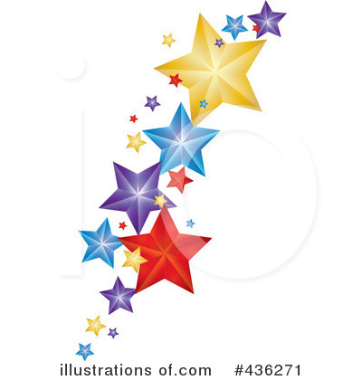 Best Free Library Cluster Of Stars Clipart Collection Design