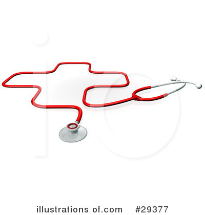 Stethoscope Clipart #29377 by Frog974