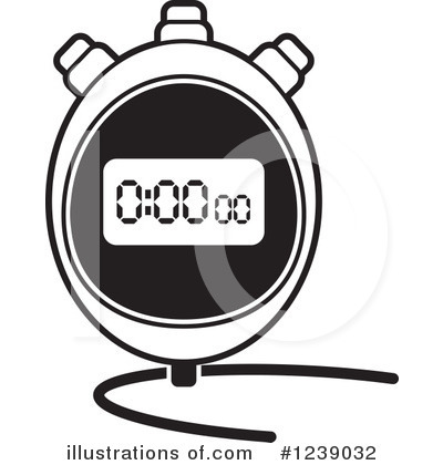 stopwatch clipart. royaltyfree rf stopwatch clipart illustration 1239032 by lal perera h