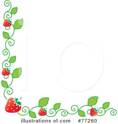 strawberries clipart 77260 illustration by rosie piter
