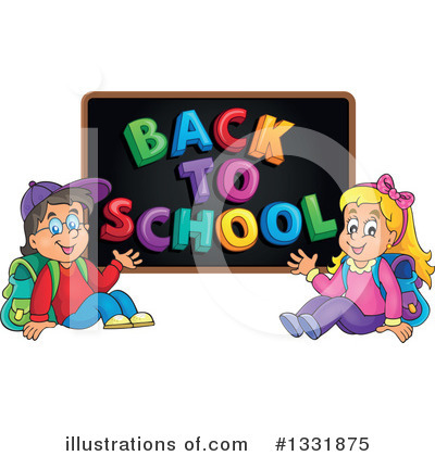 School Boy Clipart #1331875 by visekart