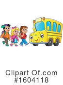 Student Clipart #1604118 by visekart