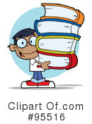 Student Clipart #95516 by Hit Toon