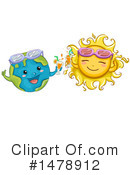 Summer Clipart #1478912 by BNP Design Studio