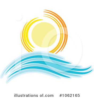 Royalty-Free (RF) Sun Clipart Illustration by KJ Pargeter - Stock Sample #1062165