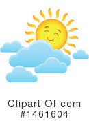 Sun Clipart #1461604 by visekart