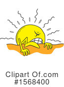 Sun Clipart #1568400 by Johnny Sajem