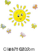 Sun Clipart #1716207 by Alex Bannykh