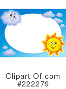 Sun Clipart #222279 by visekart