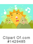 Sunrise Clipart #1429485 by BNP Design Studio