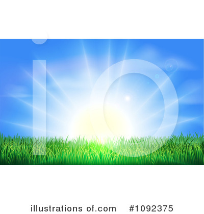 Sun Clipart #1092375 by AtStockIllustration