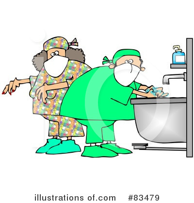 Surgeon Clipart #83479 by djart