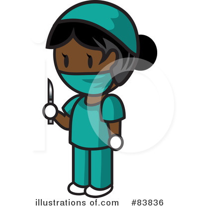 Surgeon Clipart #83836 by Rosie Piter