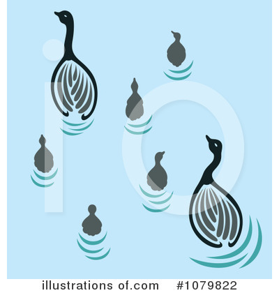 Birds Clipart #1079822 by Cherie Reve