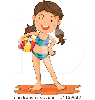 Swimsuit Clipart 1139688 Illustration By Graphics Rf