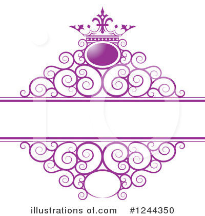 Wedding Frame Clipart #1244350 by Lal Perera