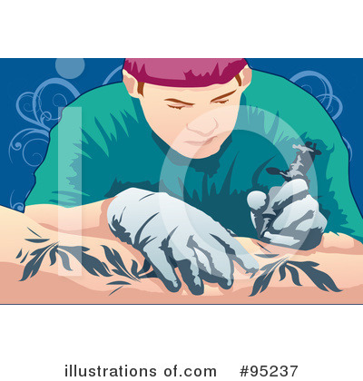Tattoo Artist Clipart #95237 by mayawizard101