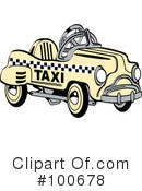 Taxi Clipart #100678 by Andy Nortnik