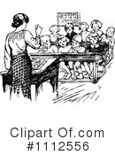 Teacher Clipart #1112556 by Prawny Vintage