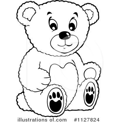 Teddy Bear Clipart 1127824