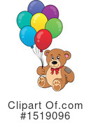 Teddy Bear Clipart #1519096 by visekart
