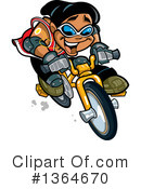 Teenager Clipart #1364670 by Clip Art Mascots
