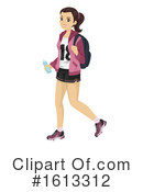 Teenager Clipart #1613312 by BNP Design Studio