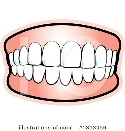 Clip Art Teeth Clip Art teeth clipart 1393056 illustration by lal perera royalty free rf perera