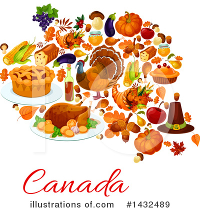 Canada Clipart #1432489 by Vector Tradition SM
