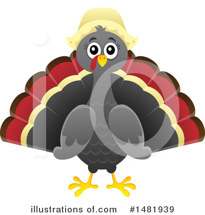 Thanksgiving Clipart #1481939 by visekart