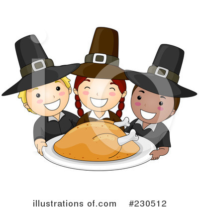 Thanksgiving Clipart #230512 by BNP Design Studio
